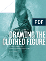 The Artist's Guide to Drawing the Clothed Figure by Michael Massen - Excerpt