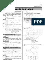 Mat Fund _002 Equacao Do 2 Grau