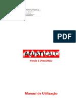 Acustico 3 Manual