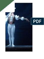 Leg Extension Ballet