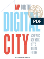 New York City's Digital Road Map