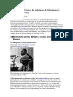 Rosa Parks y El Boicot de Autobuses de Montgomery