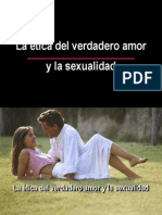 El Verdadero Amor y La Sexual Id Ad