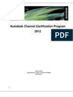 2012 Channel Certification Program Guide LAS