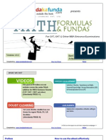 Handa Ka Funda - Math Formulas & Fundas