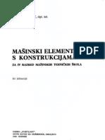 Masinski Elementi s Konstrukcijama - Spasoje Drapic
