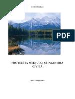 Protectia Mediului Si Ingineria Civila