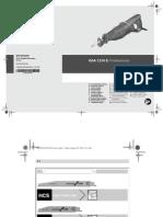 Bosch Scie Sabre Gsa 1100 e Professional_manual