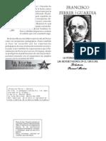 Ferrer i Guardia Su vida, Su muerte y sus repercusiones en Uruguay. Pascual Muñoz / Libertaria