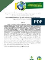 Bases_Comparação de área de reforma e expansão da cana-de-açúcar quanto às bases do solo sob diferentes preparos de solo e plantio direto no cerrado