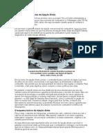 Introdução aos Motores de Injeção Direta