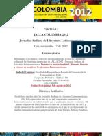 X Jornadas Andinas de Literatura Latinoamericanas