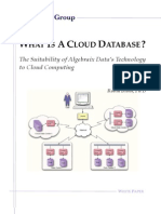 The Cloud Database