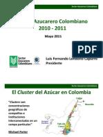 PRESENTACION ASOCAÑA 2010-2011