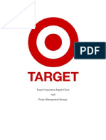 Target Corporation Supply Chain