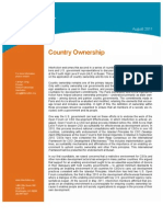 Interaction Policy Paper_Country Ownership