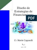 DIDEÑO DE ESTRATEGIAS DE FINANCIAMIENTO
