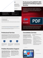 iXsystems Professional Services