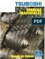 Catalogo de Correas Mitsuboshi