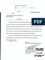 Notice of Petition 51 Park Place