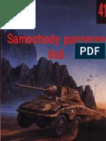 [Armor] [Wydawnictwo Militaria 041] - Samochody Pancerne 8x8