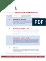 Guia Categorias Desgravacion Arancelarias