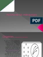 Expo Sic Ion de La Historia de Los Video Juegos...
