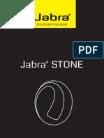 Jabra Stone Manual de 8411