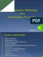 Management y Marketing Para Entrenadores Person Ales