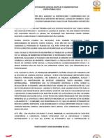 Carta Centro de Estudiantes