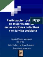 Participación política de mujeres alteñas Ibni Herbas