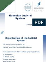 5 Slovenian Judicial System