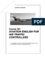Aviation English for Air Traffic Controllers