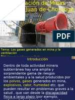 Gases Mina Y Ventilacion Minera