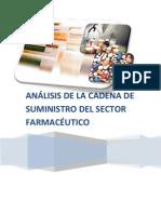 Cadena de Suministro Industria Farmaceutica