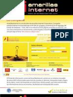 Presentacion Amarillas Internet