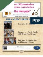 Newsletter Dec Jan Feb 2012