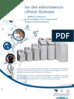 Les Adoucisseurs Ecowater Systems