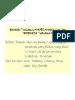 Prod.tan I , 2 (Bhn Tan&Iklim