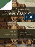 ARQUITECTURA NEOCLASICA VIRREINAL