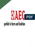 AEG Project