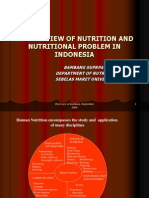 Overview of Nutrition, 2004