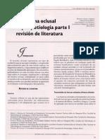 Trauma Oclusal Concepto y Etiologia Parte1 Revision de Literatura