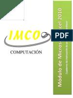 Cuaderno de Practicas de Excel 2010