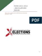 SFUO Election Rules 2012 - En