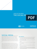 Nielsen State of the Media Social Media Report 2011Q3