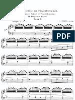 Carl Czerny - Preliminary School of Finger Dexterity, Op. 636