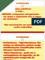 aula 8.2 - DAH - vitaminas