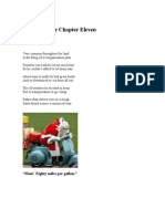 Santa Files for Chapter Eleven
