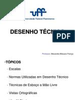 DESENHO TÉCNICO I